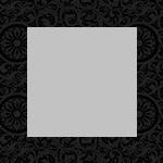 Cornice Black Panel con Texture 01
